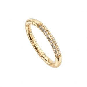Itemporality - Anillo Tribeca Promise Oro